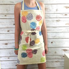 Custom Aprons, My Etsy Shop, Colour, Trending Outfits, Unique Jewelry, Handmade Gifts, Clothes, Shopping, Vintage