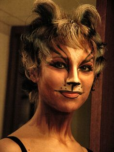 good cat makeup