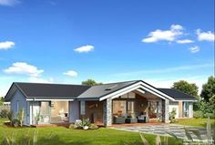 Modified Madrid - House Plans New Zealand | House Designs NZ