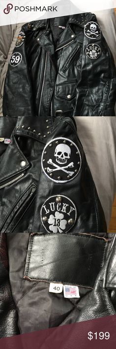Kylla Custom Rock Jacket Inspiration Post Ap