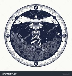 https://image.shutterstock.com/z/stock-vector-lighthouse-on-cliff-in-stormy-weather-tattoo-lighthouse-and-rose-compass-t-shirt-design-symbol-of-529717033.jpg