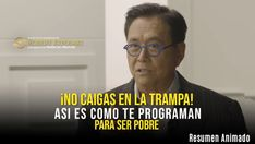 Así es como te Programan para que seas Pobre, NO LO PERMITAS ¡Una entrevista Reveladora! - YouTube Robert Kiyosaki, Youtube, Tips, The World, Education System, Financial Literacy, Financial Statement, Youtubers, Youtube Movies
