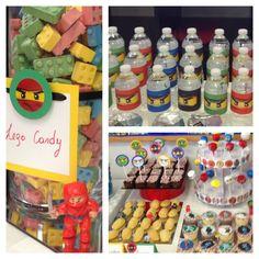 Ninjago Party Decorations | Let's have a Ninjago Birthday Party!
