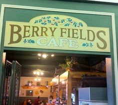 Berry Fields Cafe, Centralia WA  I go here for one reason only - their crab sandwich on sourdough.  YUMMMMY!  This place is ALWAYS busy!