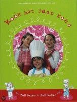 Kook het jaar rond – Annamarie Bon  Zit je in groep 4 en vind je koken leuk, dan is dit boek iets voor jou. Dit kookboek is namelijk speciaal geschreven voor kinderen vanaf groep 4 zodat ze het helemaal zelf kunnen lezen en zelfs alles al zelf kunnen maken.