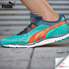 Maksimum esneklik ile hafifliği bir arada sunan Puma Faas 600 V2 Pool Yalispor.com.tr'de!!  Ürün Kodumuz: 187296-01 Ürün Fiyatımız: 169 TL (%47 İNDİRİM) https://www.yalispor.com.tr/puma-faas-600-v2-pool-green-gr