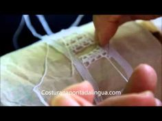 RENDA RENASCENÇA - PONTOS AVULSOS 1 - YouTube