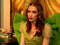 Gwendolyn (Maria Ehrich) feels betrayed by Gideon (Jannis Niewöhner) because they have to assume that his confession of love was just a lie, to play in the hands of their bitter opponent Count of St. Laura Berlin, Plain Girl, Auburn Hair, Ruby Red, Emerald Green, Anastasia, Red Hair, Behind The Scenes, Gemstone