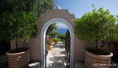 Luxury Corfu Villas, Corfu Villa Capitani, Ionian Islands, Greece