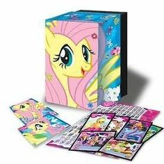 mlp ccg | Fluttershy Collector'S BOX MY Little Pony Trading Cards MLP | eBay