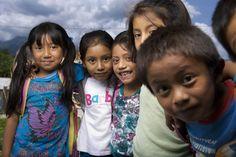 La diversidad de términos usados para nombrar a los niños es una muestra de la importancia que conferían los nahuas a este sector.