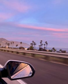 Sunsetporn, driving down the Pacific Coast Highway