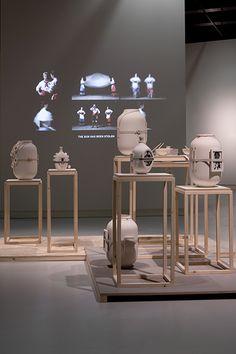 Prima Materia, Studio Formafantasma. Client / Stedelijk Museum ('s-Hertogenbosch) Year / 2014