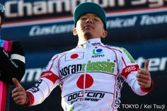 Cyclocross Tokyo 2014, Yu Takenouchi.