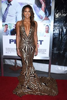 Cassie Ventura - The Perfect Match Premiere in Los Angeles 7 March 2016