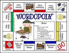 WORDOPOLY