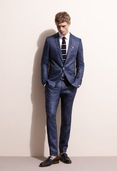 Tommy Hilfiger Tailored Spring/Summer 2014 Lookbook