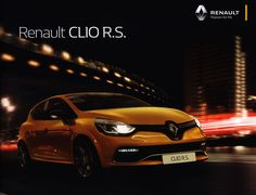 https://flic.kr/p/J1C6EF | Renault Clio R.S. 2015_1