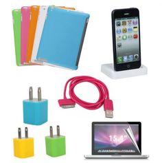 Apple Device Accessories.