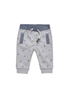Clothing at Tesco | F&F Anchor Print Jeggings > trousers > Trousers > Baby