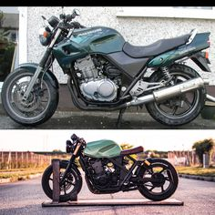 Cb 500 Cafe Racer, Cafe Racer Honda, Cafe Racer Build, Cafe Racer Bikes, Cafe Racer Motorcycle, Bobber, Cb 300, Honda Cb 500, Gs500
