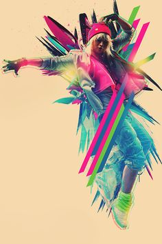 Inspiring Fashion Photo Manipulations