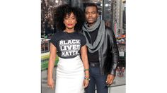 The Book of Negroes Comes to Extra TV | The Book of Negroes Stars Aunjanue Ellis and Lyriq Bent Strike a Pose