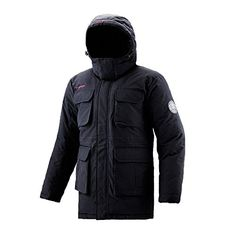 Fuerza Mens Winter Down Wellon Collection Durable Hooded Parka Jacket Coat (X-Large, Black) Fuerza http://www.amazon.com/dp/B00OW788NS/ref=cm_sw_r_pi_dp_Za9kwb0PK5GRV