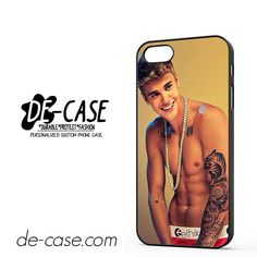 Justin Bieber Tattoo Art DEAL-6057 Apple Phonecase Cover For Iphone 5 / Iphone 5S