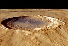 MARS_GANDER_Crater_3D_Surface_Panorama