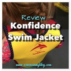 Konfidence Swim jacket | REVIEW New Mummy, Swimming, Blog, Jackets, Swim, Down Jackets, Blogging, Jacket