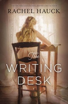 The Writing Desk by Rachel Hauck spans two very different times in history  that share an unforgettable connection to an up and coming author!