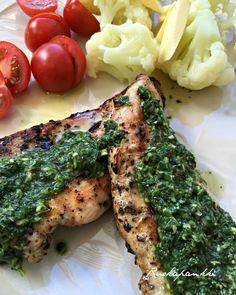 Ruokapankki: Basillikapestoa ja valkosipulikanaa #ruokapankki #ruokablogi #pesto