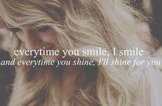 #Shine #TaylorSwift #Quotes #Pinspiration #BargainRoom