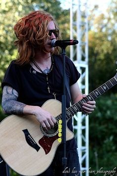 Travis from We The Kings