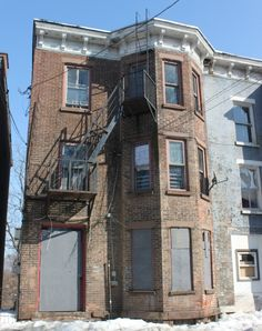Rescue Me: 27 Clark St Newburgh NY... Rescue this abandoned Newburgh home, 27 Clark St Newburgh NY