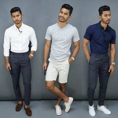 Royal Fashionsit is the best Men's Fashion Guide. Here you will find the latest trends on men's style. Get inspired with these outfits and leave your comment below. Stylish Men, Men Casual, Teaching Mens Fashion, Polo Shirt Outfits, Winter Fashion Boots, Winter Boots, Outfits Hombre, Best Mens Fashion, Men's Fashion