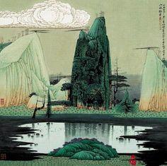 Xue Liang - pintura