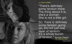 Norman Reedus on Bethyl