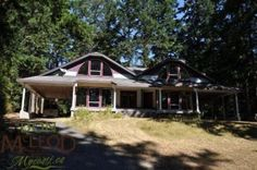 9374 Stittle Road Powell River BC – Complete the Dream – Executive style, custom designed & built. 1750 sq.ft. on main, 1100 sq. ft. on the upper.  In-lay heating with fir flooring in dining room, sunken formal living room & family room.  Tiled kitchen, utility & bathrooms. 3 bedrooms, office off master with ensuite, (needs some finishing materials available to complete).  Detached shop & 2 bedroom. Yard has lawn areas, large fir trees, room for gardens. Less than 10 km from town. Powell River, Executive Style, Finishing Materials, Formal Living Rooms, Sunshine Coast, Vancouver Island, Building Design, South America, Kayaking
