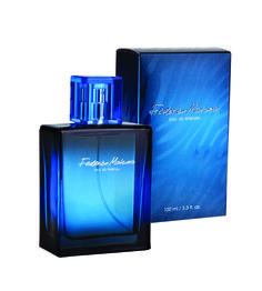 Luxury 100 ml Eau de Parfum is a sophisticated aroma of musk, amber, rosemary and African geranium. Fm Cosmetics, Line Shopping, Geraniums, Body Care, Yves Saint Laurent, The 100, Perfume Bottles, Skin Care, Makeup