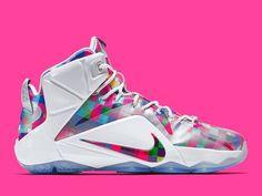 Fruity Pebbles | NIKE LEBRON - LeBron James - News | Shoes | Basketball