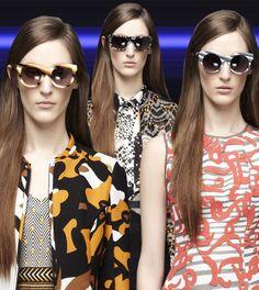 Fashion & Lifestyle: Missoni Sunglasses Resort 2013