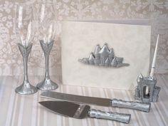 opentipcom silver castle set