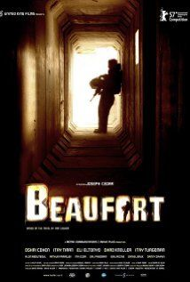 """(2007) Another highly original film by the director of """"Footnote,"""" Joseph Cedar. Psychological and intimate portrayal of Israeli soldiers camped out in a Crusades-era bunker during the Lebanon War. (AE)"""