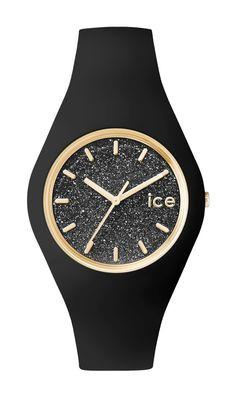 ICE Glitter Black - Unisex ICE.GT.BBK.U.S.15