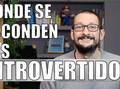 (Vídeo) Dónde se esconden los introvertidos