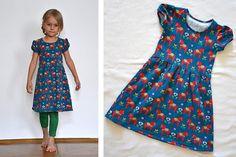 """Folgenden Dialog konnte man noch vor kurzem bei uns vernehmen:     Tochter : """"Was nähst Du da, Mama?""""   Steffi:  """"Das wird ein Kleid für Di..."""
