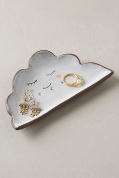 Deep Sleep Trinket Tray - anthropologie.eu