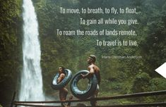 Hans Christian Anderson travel quote
